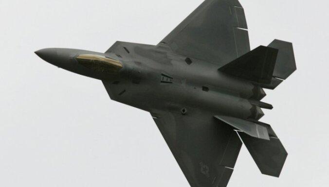 США допускают размещение в Европе эскадрильи новейших истребителей