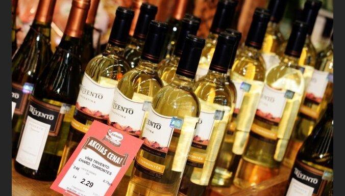 Акциз на вино будет повышен