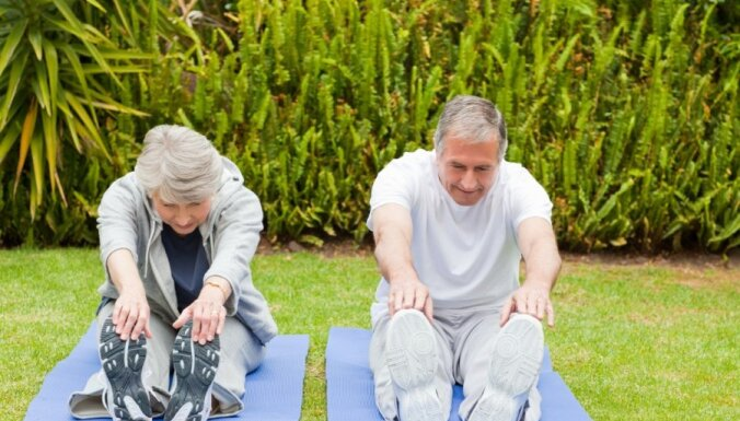 Названы четыре главных фактора увеличения продолжительности жизни