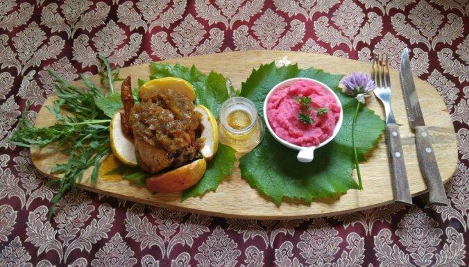Пивная курица: рецепт литовских кухарок
