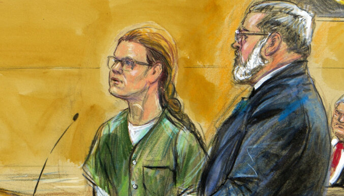 Мария Бутина получила в США 1,5 года тюрьмы. Половину срока она уже отсидела