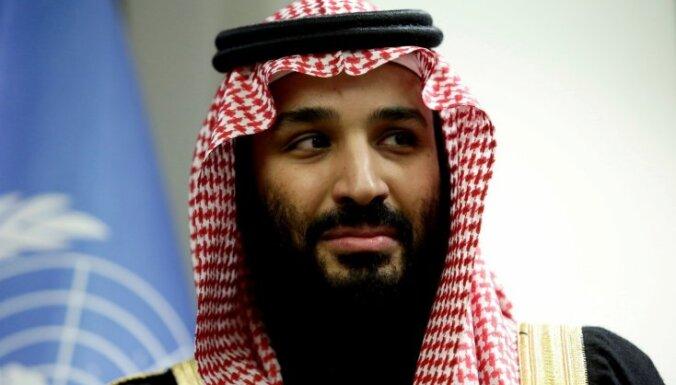 Aiz Hašogi slepkavības stāv Saūda Arābijas kroņprincis, secinājusi CIP