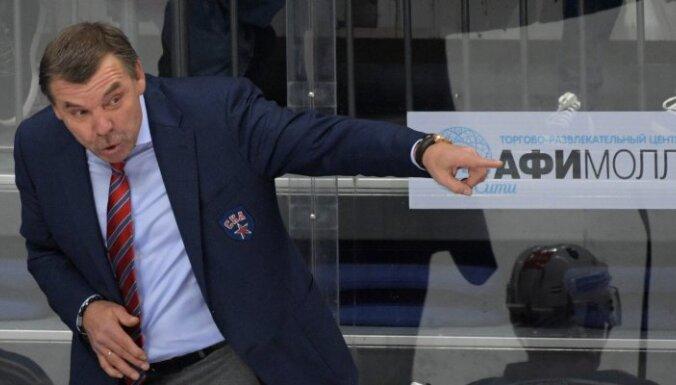 Znaroks atstās SKA galvenā trenera amatu; neskaidrība par Krievijas izlasi