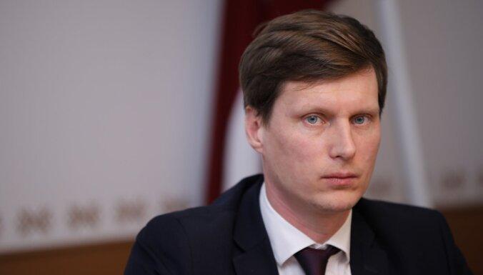 Министр экономики отстранил от должности госсекретаря ведомства Эглитиса и обратился в прокуратуру