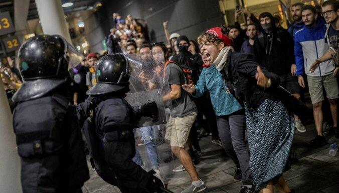 Власти Испании отказались от переговоров с каталонскими сепаратистами