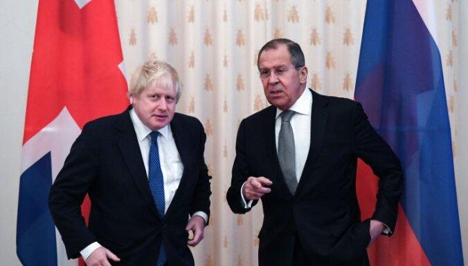 В Британии опубликовали доклад о российском вмешательстве в политику