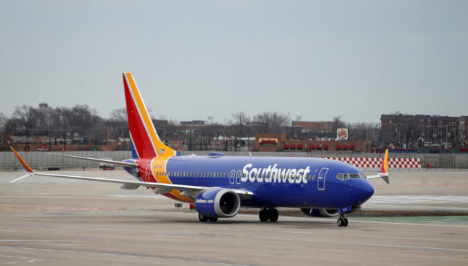 Boeing в январе не получил ни одного заказа на самолеты