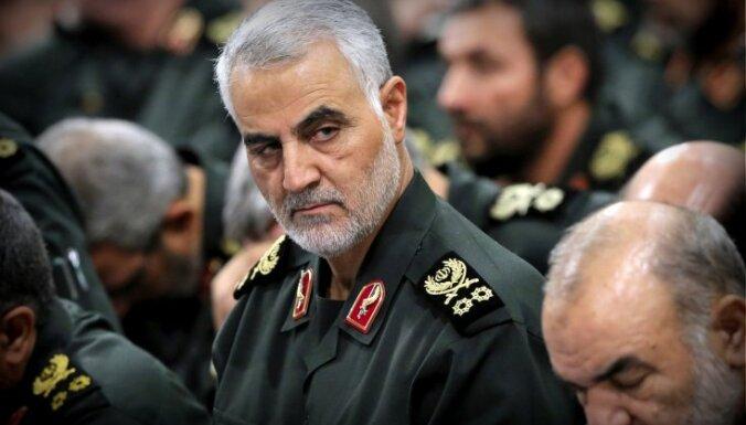 Касем Сулеймани. Кем был генерал, убедивший Путина прийти в Сирию