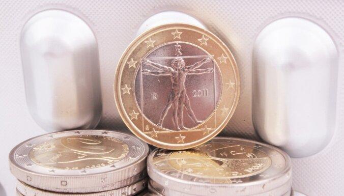 Medicīnas nozares apgrozījums pērn pārsniedzis vienu miljardu eiro, liecina pētījums