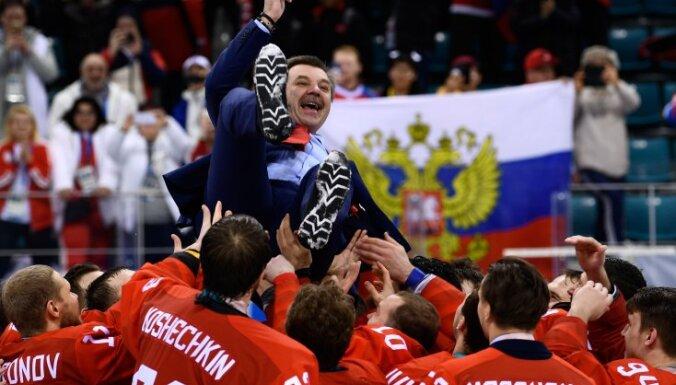 МОК может исключить хоккей из программы зимней Олимпиады