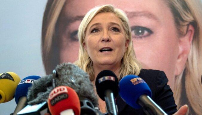 Vēlēšanu otrajā kārtā Nacionālajai frontei neizdodas uzvarēt nevienā Francijas reģionā
