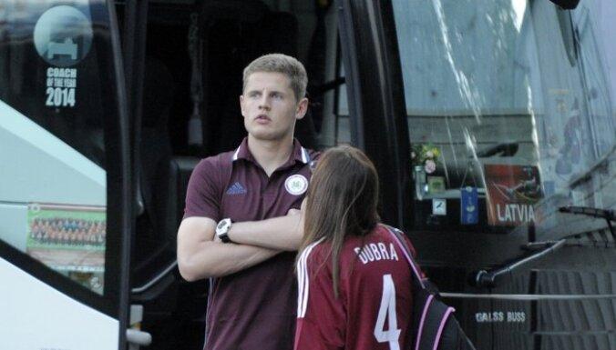 Latvijas futbola izlases aizsargs Dubra lauzis līgumu ar Kazahstānas klubu 'Irtiš'