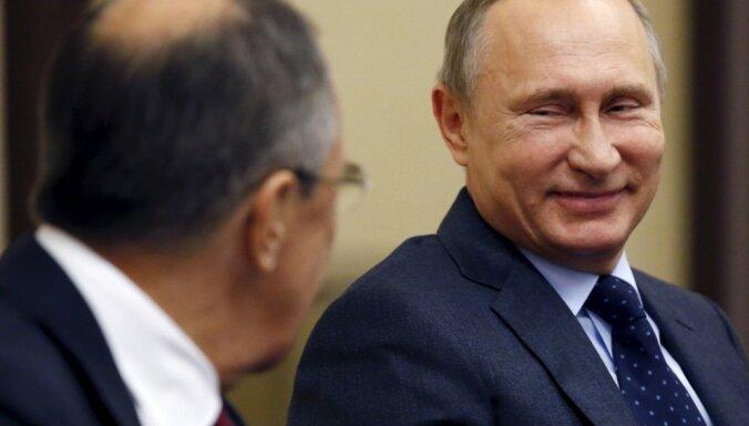 Putins sāka šo karu un tikai Putins to var izbeigt, skaidro analītiķis