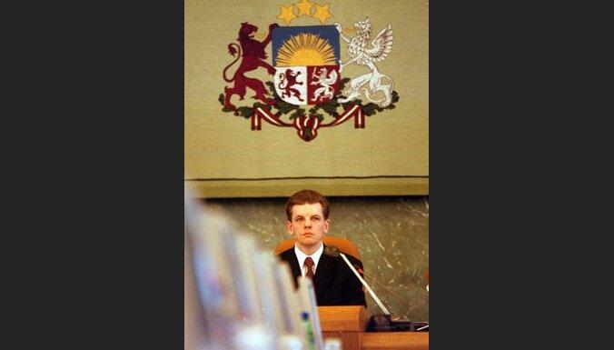 Einars Repše. Foto: AFI