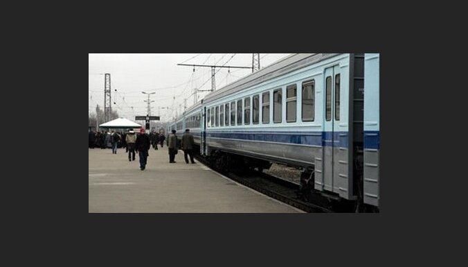 Закрытие линии Рига-Реньге угрожает развитию Земгале