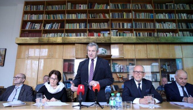 Augstskolu rektori aicina IZM uz divpusēju dialogu turpmākā augstskolas reformas virzībā