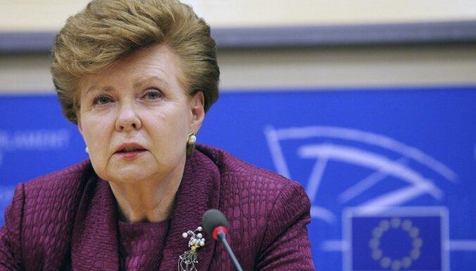 Эксперт: Вике-Фрейберга была лучшим президентом Латвии