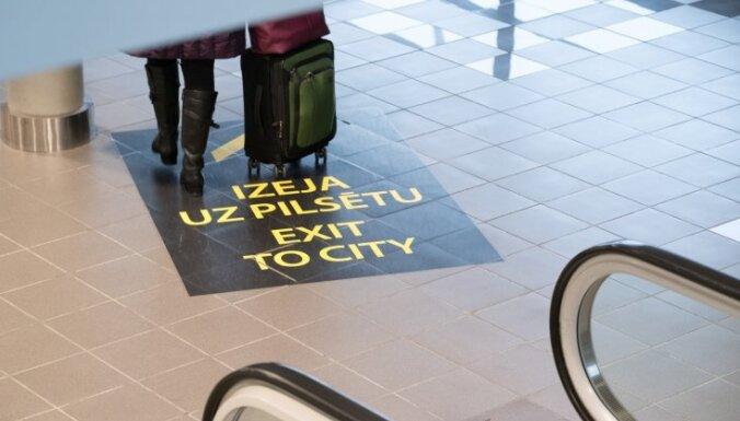 Из-за военных учений Saber Strike введены ограничения в аэропорту Rīga