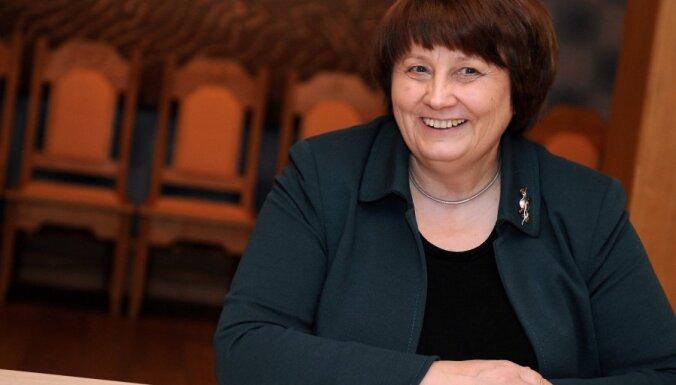 Страуюма на следующей неделе отправится с визитом в Литву