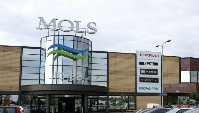 """Читатель: """"В торговом центре Mols из-за трещины закрыт магазин"""""""