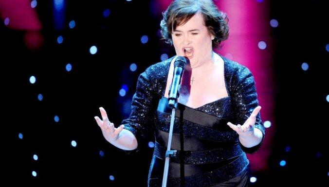 Susan Boyle, Sjūzena Boila