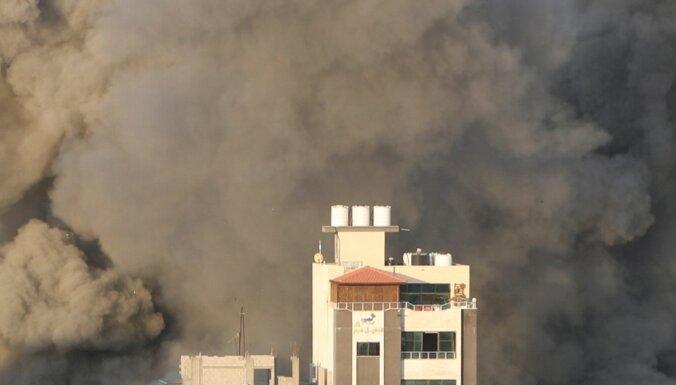 ASV bloķē ANO Drošības padomes paziņojumu par Izraēlas-palestīniešu konfliktu