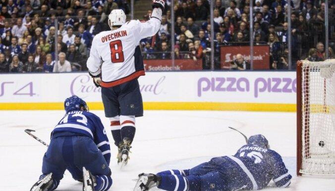 ВИДЕО: Овечкин повторил рекорд Буре по числу хет-триков в НХЛ