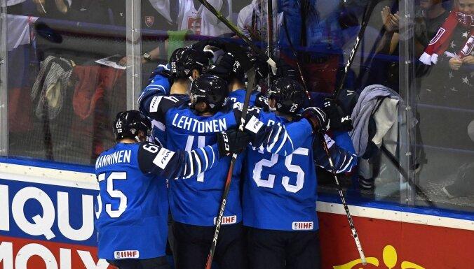Somijas brīnumbērns nokārto uzvaru pret Kanādu