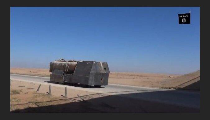 Video: Kā izskatās 'Islāma valsts' uzbrukumi ar sprāgstvielām pildītos auto