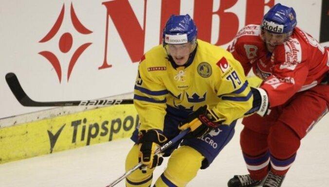 Передача Варга не спасла шведов от домашнего фиаско с чехами
