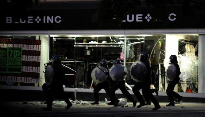 Британского посла Олимпиады-2012 арестовали за участие в лондонских погромах
