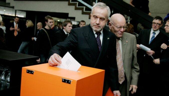Суд признал Народную партию банкротом, бюджет не получит 1,02 млн. латов