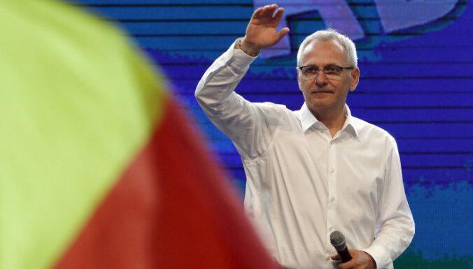 Лидер правящей партии в Румынии получил 3,5 года тюрьмы
