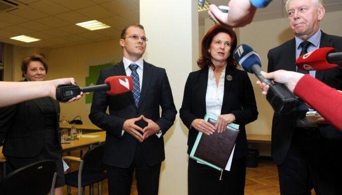Правящая коалиция не достигла соглашения о приеме дополнительных беженцев