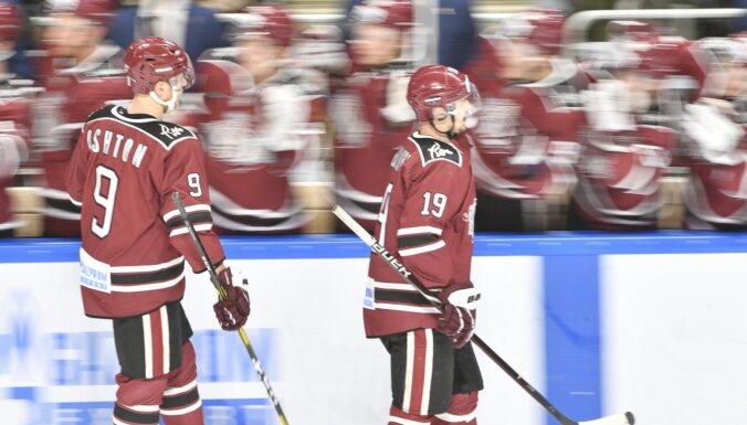 Gandrīz visi Rīgas 'Dinamo' hokejisti kļuvuši par neierobežoti brīvajiem aģentiem