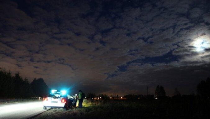 В понедельник утром в ДТП погиб человек