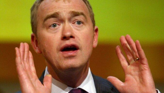 Par Lielbritānijas liberāldemokrātu līderi ievēlēts Tims Farons