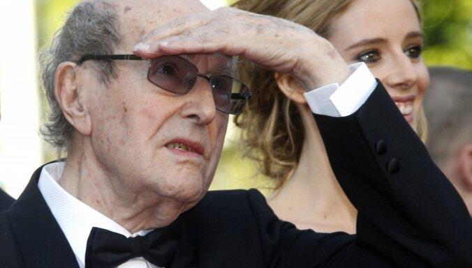106 gadu vecumā miris portugāļu kinorežisors Manuels du Oliveira