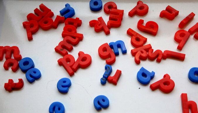 Pedagoģe: pirmo svešvalodu vērts apgūt jau līdz septiņu gadu vecumam