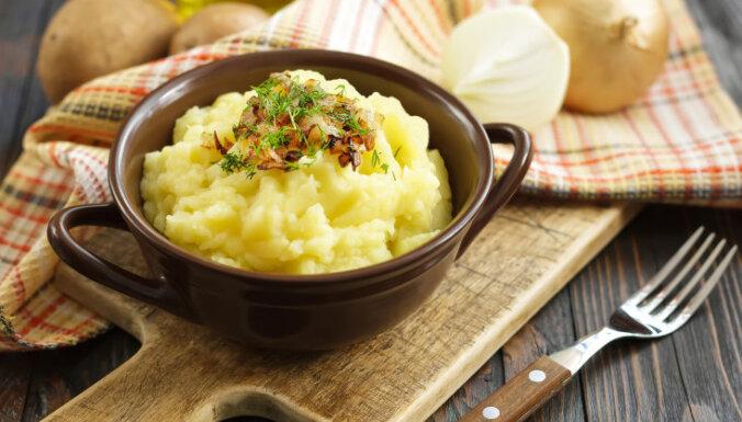 Kā pagatavot 'visgaisīgāko' kartupeļu biezputru?