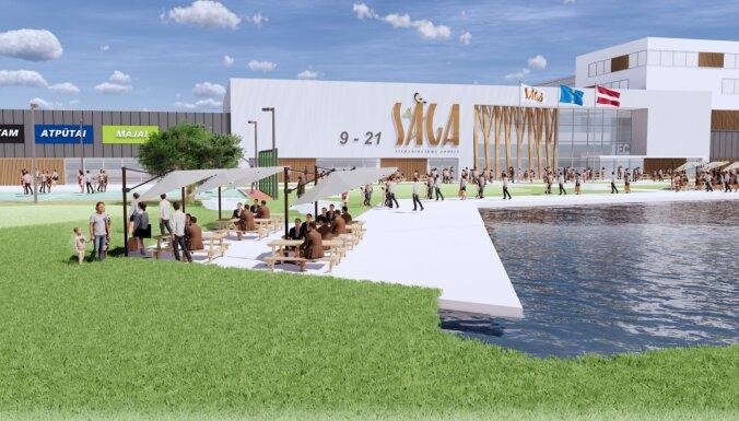 Названы первые арендаторы нового торгового центра рядом с IKEA