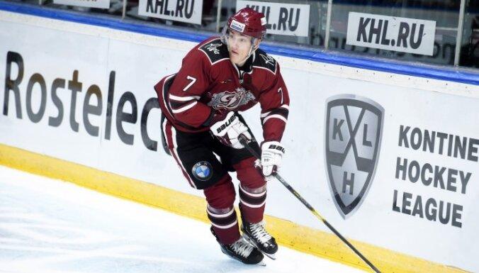 Rīgas 'Dinamo' uzņem Miku Indraši un Maskavas 'Dinamo'