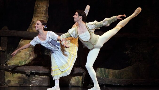 Baltijas baleta festivāla Galā koncertā piedalīsies mākslinieki no sešām valstīm