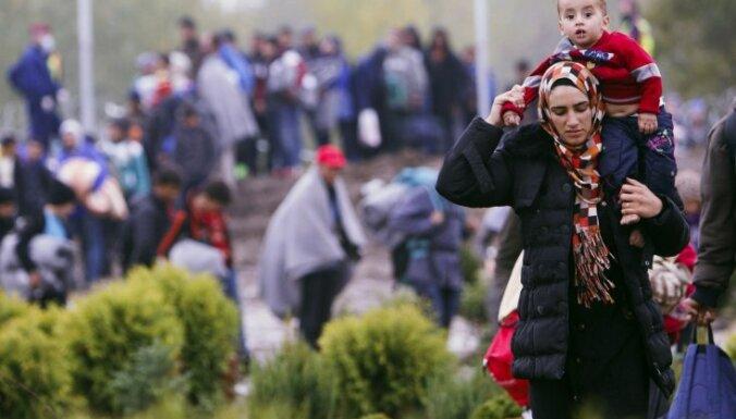 Германия хочет депортировать беженцев на военных самолетах