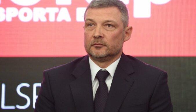 FK 'Jelgava' atlaiž galveno treneri Sabitovu