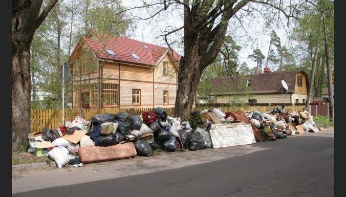 Уровень бытовых отходов в Латвии— один из самых низких в Европе