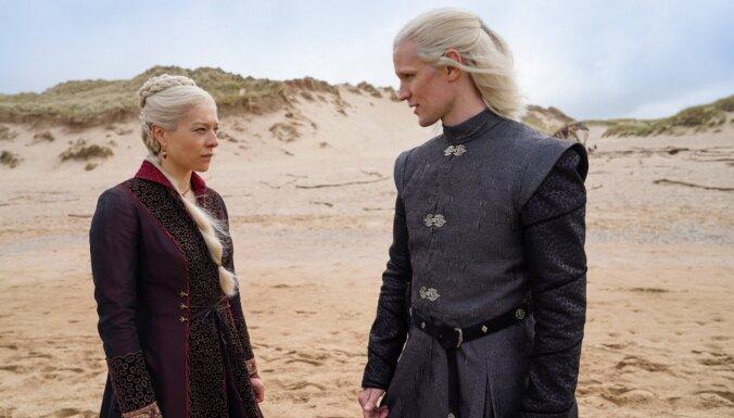 """""""Драконы сделали нас королями"""": вышел первый трейлер приквела """"Игры престолов"""""""