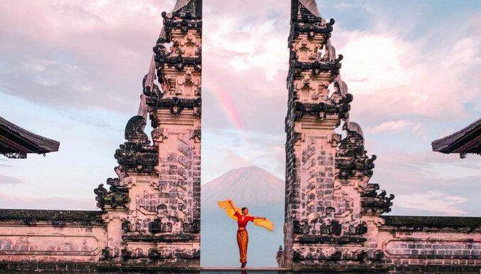 Pasakaini foto: Diānas Kubasovas piedzīvojumi gleznainajā Bali