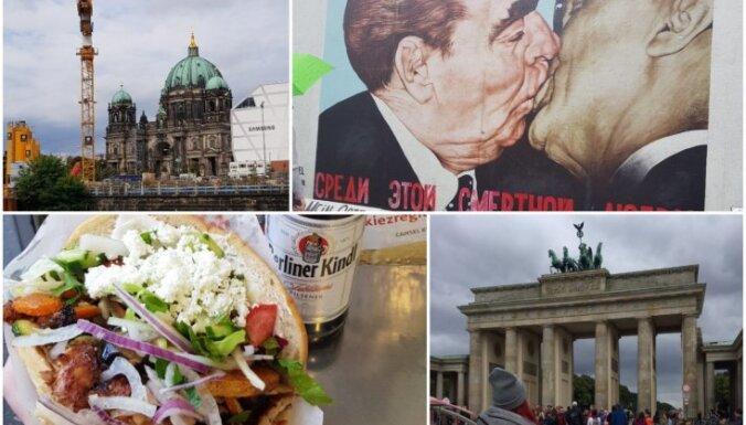 Īss atvaļinājums Berlīnē – velotūre pa krogiem un 'humpalām'