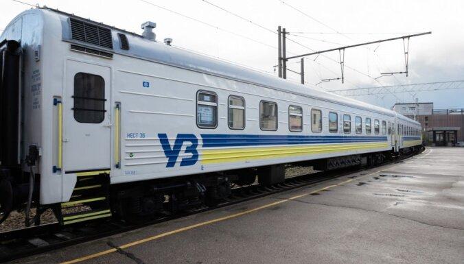 Поезд Киев-Рига будет курсировать раз в четыре дня